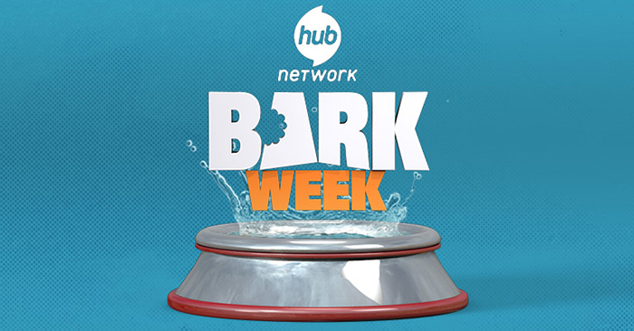 Hub Network's Bark Week