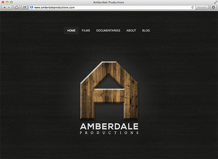 Amberdale Productions Website