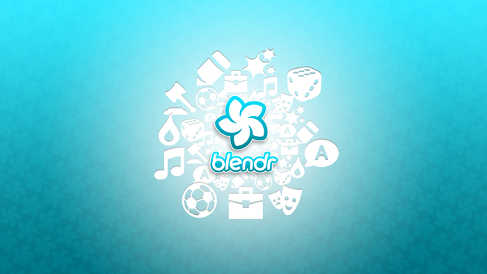 Blendr Desktop Background