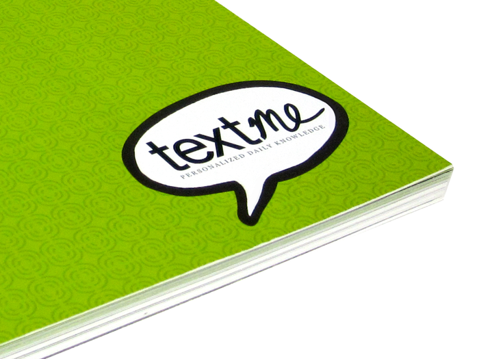 text me brand book